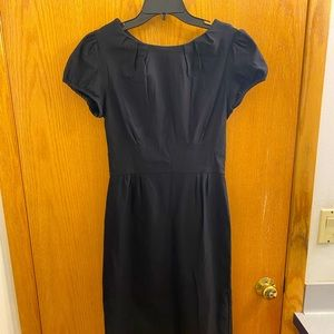 Stop Staring! LBD With Cap Sleeves Size XL